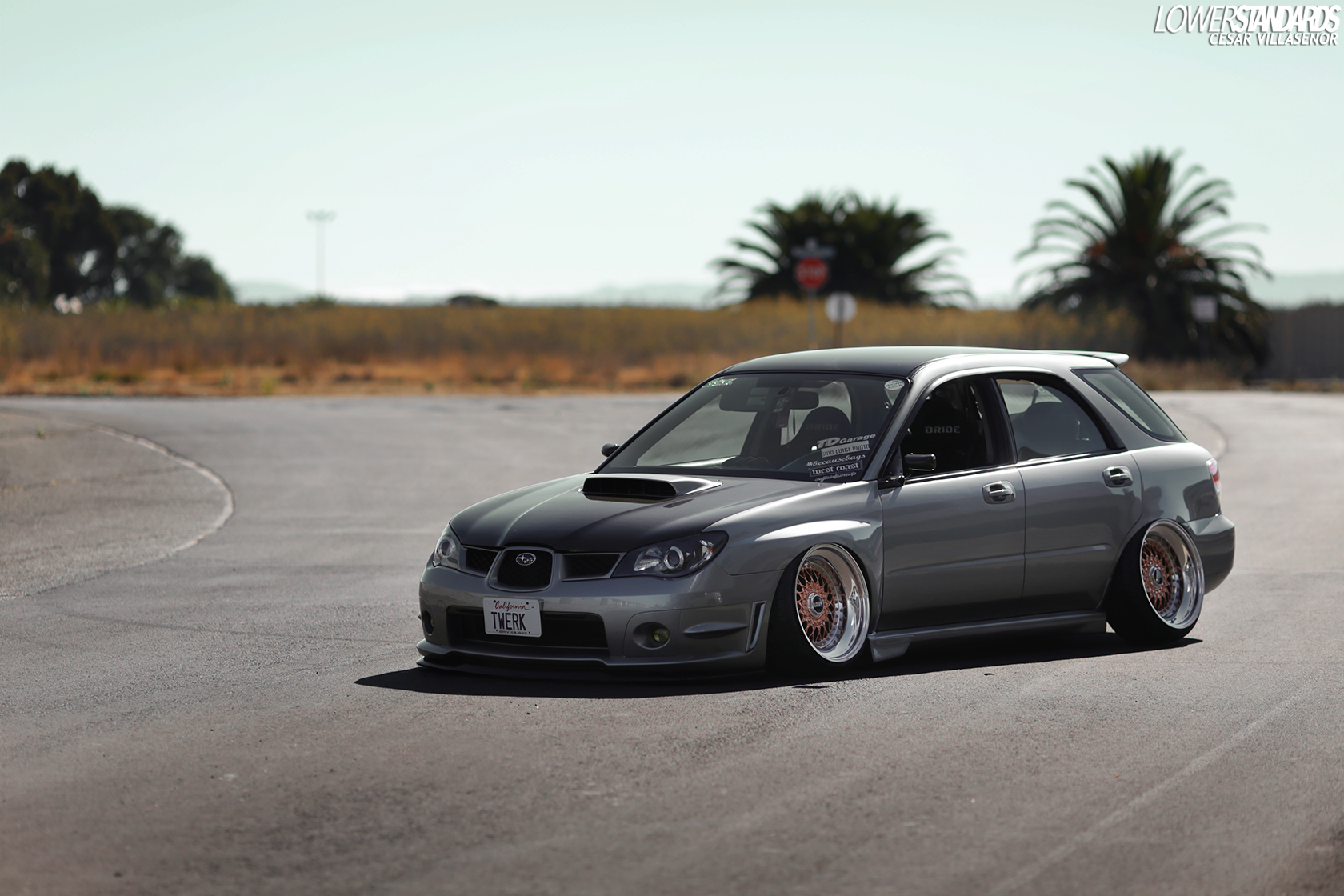 Purevip Ronald S Wrx Wagon Lower Standardslower Standards