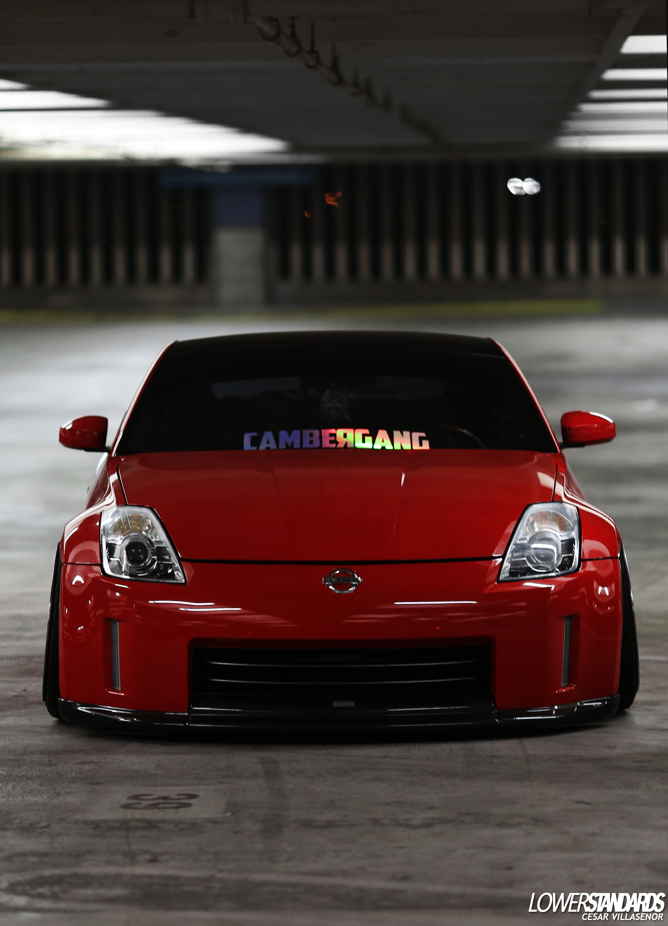 Floor Mats Car >> Edgar's Bagged 2006 350Z - Lower StandardsLower Standards