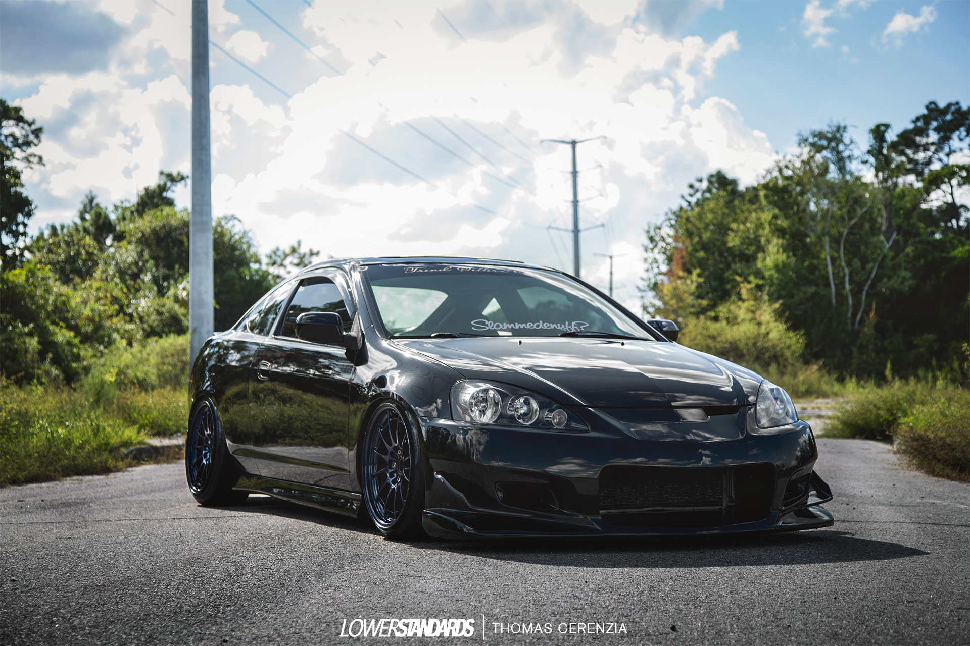 A Cut Above The Rest Fernando S Acura Rsx Lower