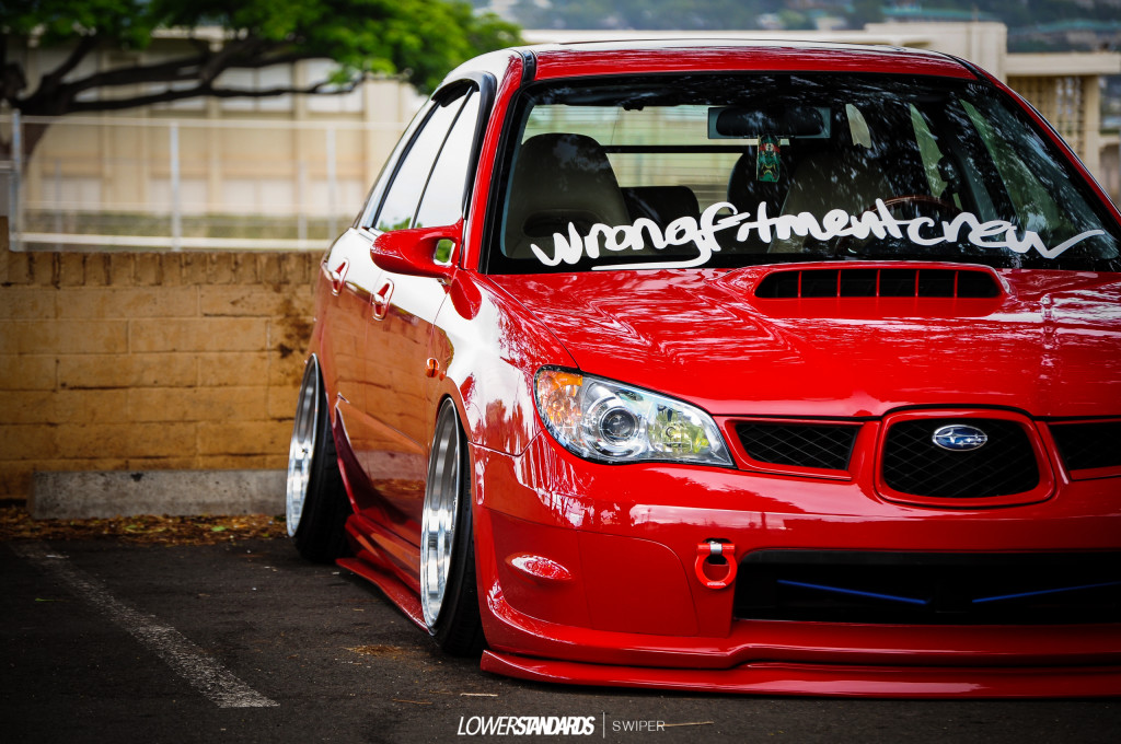 Money Pit Rejie S 2006 Subaru Wrx Wagon Lower
