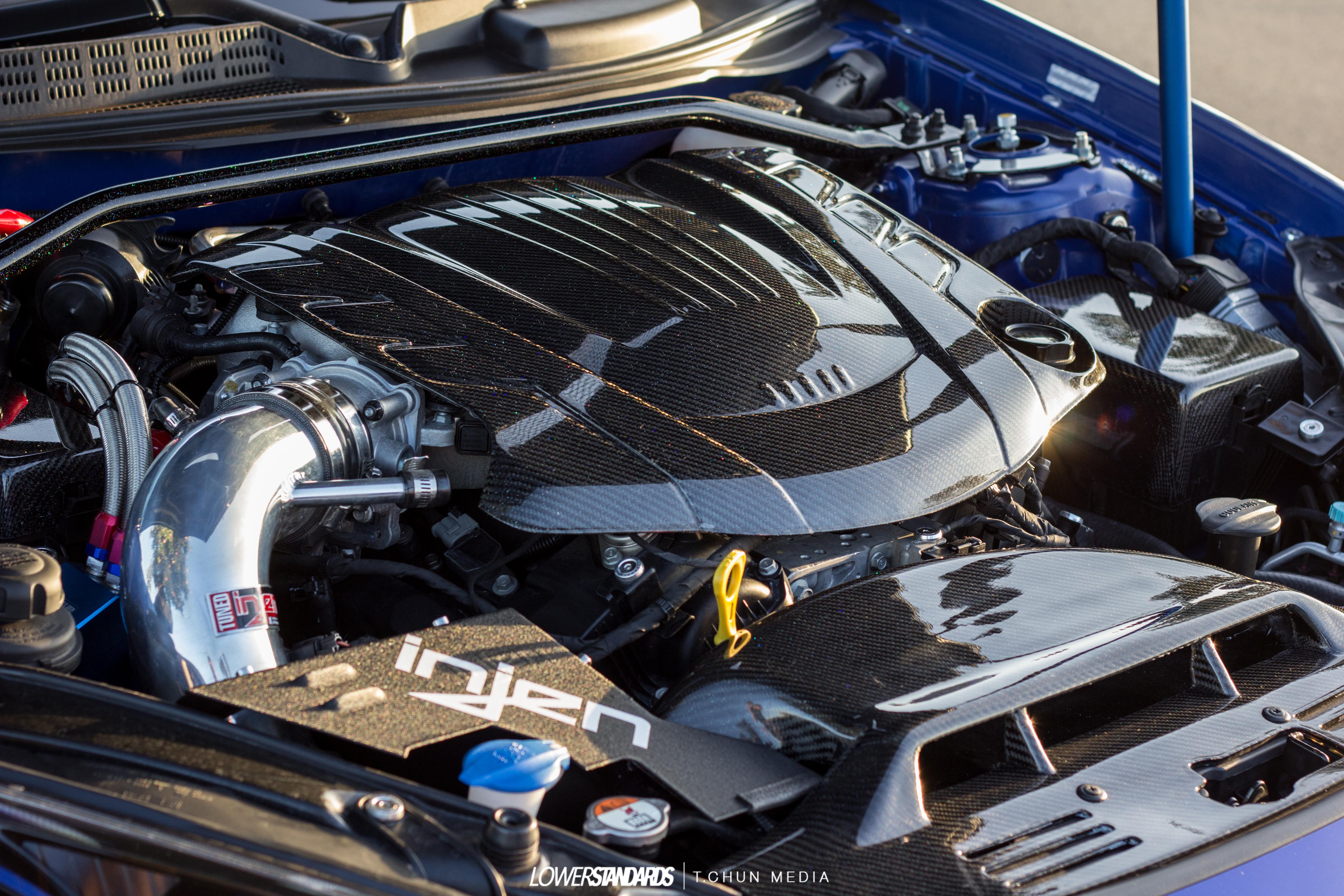Genesis Auto Parts Sxygen Justin Nishimura39s 2013 Hyundai Genesis Lower