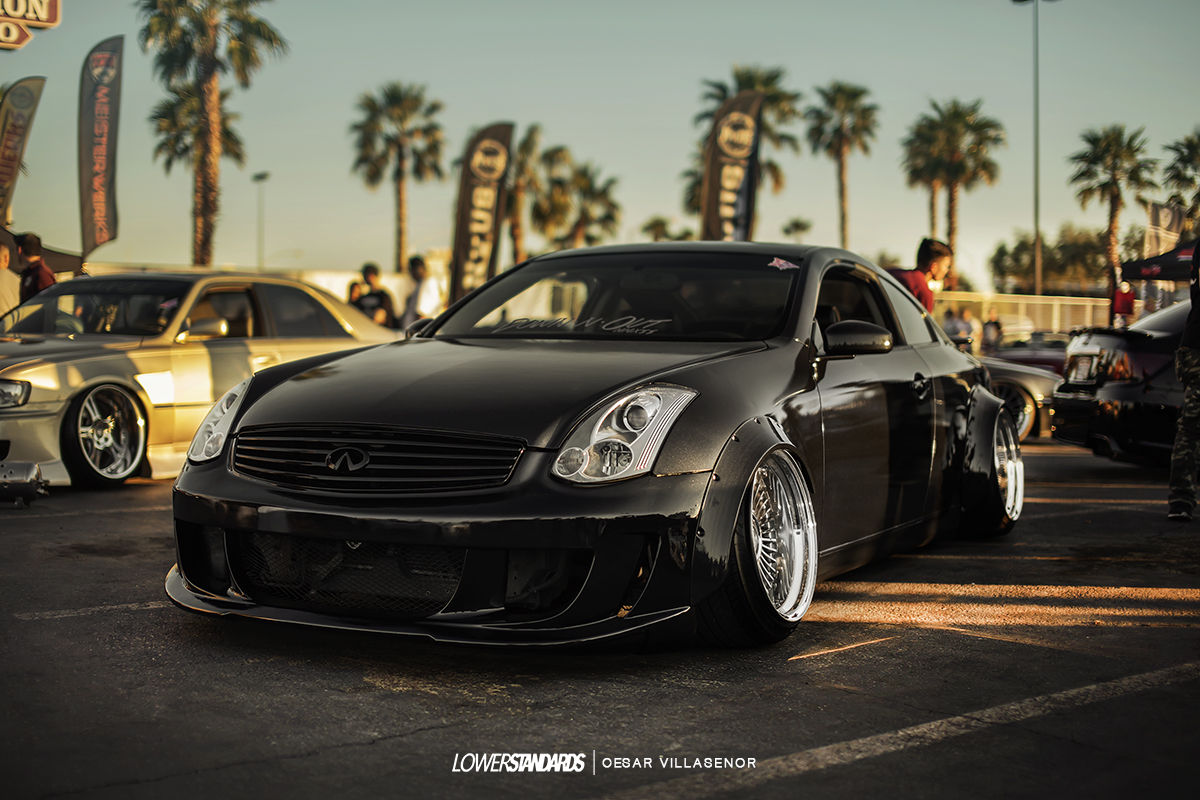 clinched g35